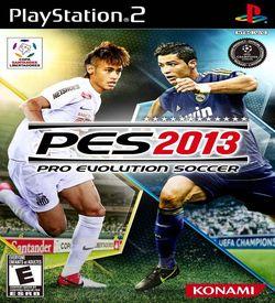 PES 2013 - Pro Evolution Soccer ROM