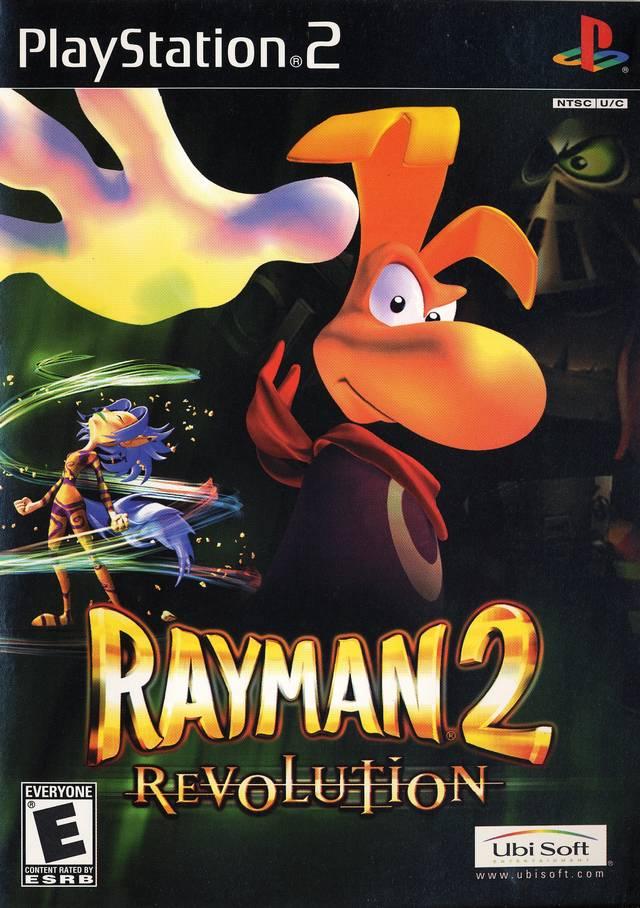 Rayman 2 - Revolution