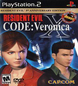 Resident Evil - Code - Veronica X ROM