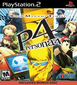 Shin Megami Tensei - Persona 4 ROM