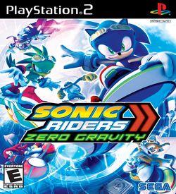 Sonic Riders - Zero Gravity ROM