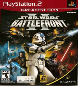 Star Wars - Battlefront II ROM