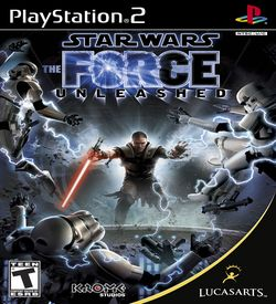 Star Wars - The Force Unleashed ROM