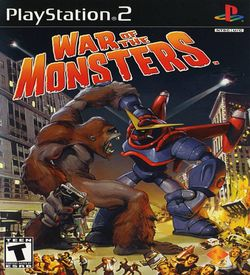 War Of The Monsters ROM