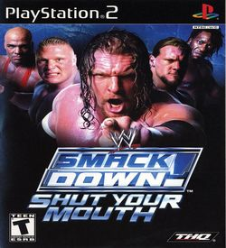 WWE SmackDown Shut Your Mouth ROM