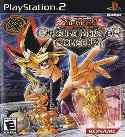 Yu-Gi-Oh Capsule Monster Coliseum ROM