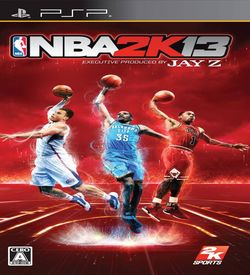 NBA 2K13 ROM