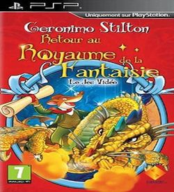 Geronimo Stilton - Return To The Kingdom Of Fantasy ROM
