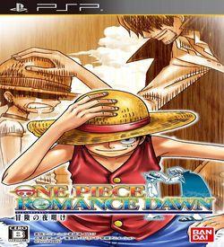 One Piece - Romance Dawn - Bouken No Yoake ROM