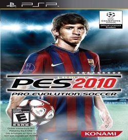 Pro Evolution Soccer 2010 ROM