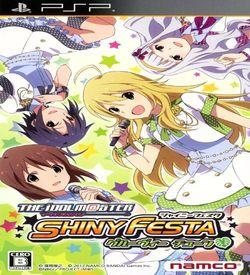 Idolmaster, The - Shiny Festa - Groovy Tune ROM