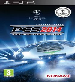 Pro Evolution Soccer 2014 ROM
