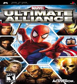 Marvel - Ultimate Alliance ROM