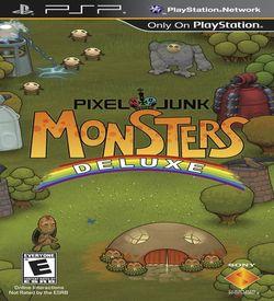 Pixel Junk Monsters Deluxe ROM
