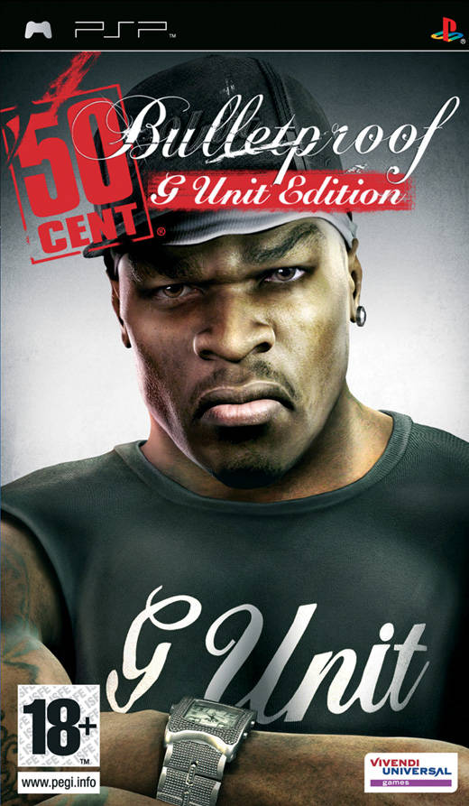 50 Cent - Bulletproof - G-Unit Edition