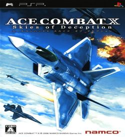 Ace Combat X - Skies Of Deception ROM