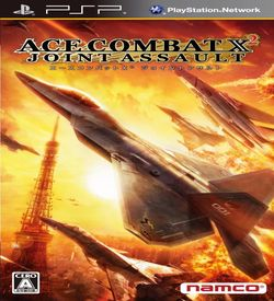 Ace Combat X2 - Joint Assault ROM