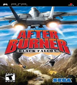 After Burner - Black Falcon ROM