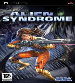 Alien Syndrome ROM