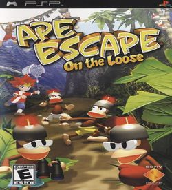 Ape Escape - On The Loose ROM