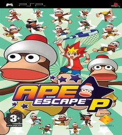 Ape Escape P ROM