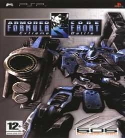 Armored Core - Formula Front - Extreme Battle ROM