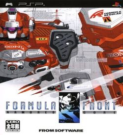 Armored Core - Formula Front ROM