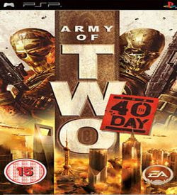 Army Of Two - The 40th Day ROM