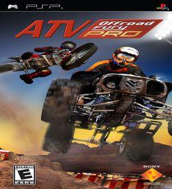 ATV Offroad Fury Pro ROM