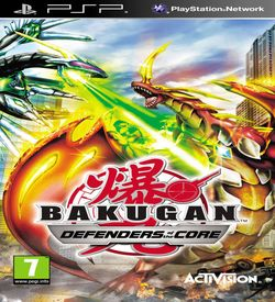 Bakugan Battle Brawlers - Defenders Of The Core ROM