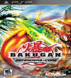 Bakugan Battle Brawlers - Defenders Of The Core ROM