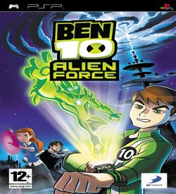 Ben 10 - Alien Force ROM