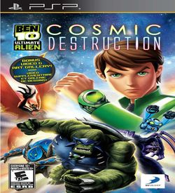 Ben 10 - Ultimate Alien - Cosmic Destruction ROM