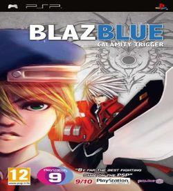 BlazBlue - Calamity Trigger Portable ROM