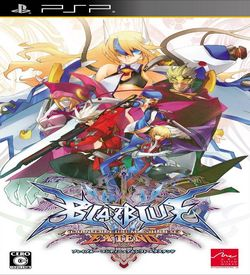 BlazBlue - Continuum Shift Extend ROM
