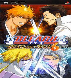 Bleach - Heat The Soul 6 ROM