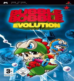 Bubble Bobble - Evolution ROM