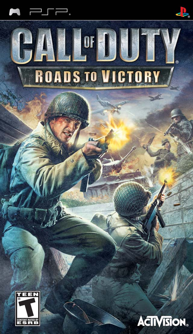 Call Of Duty - Roads To Victory
