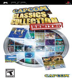 Capcom Classics Collection Remixed ROM