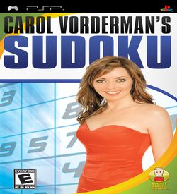 Carol Vorderman's Sudoku ROM
