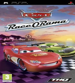 Cars - Race-O-Rama ROM