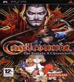 Castlevania - The Dracula X Chronicles ROM