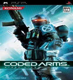 Coded Arms ROM