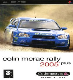 Colin McRae Rally 2005 Plus ROM