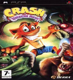 Crash - Mind Over Mutant ROM