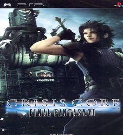 Crisis Core - Final Fantasy VII ROM