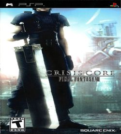 Crisis Core - Final Fantasy VII ROM
