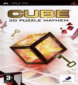 Cube - 3D Puzzle Mayhem ROM