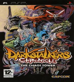 Darkstalkers Chronicle - The Chaos Tower ROM