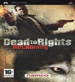 Dead To Rights - Reckoning ROM